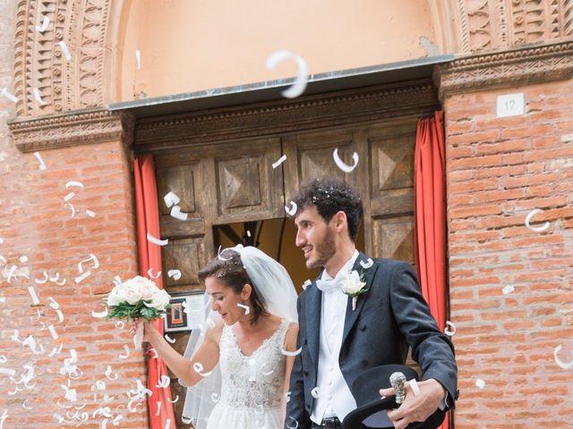 Il matrimonio di Mattia e Elisa a Ferrara, Ferrara 27
