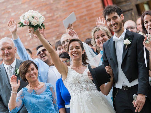 Il matrimonio di Mattia e Elisa a Ferrara, Ferrara 30