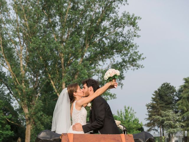 Il matrimonio di Mattia e Elisa a Ferrara, Ferrara 33