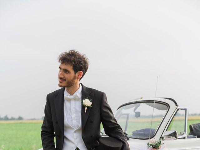 Il matrimonio di Mattia e Elisa a Ferrara, Ferrara 34