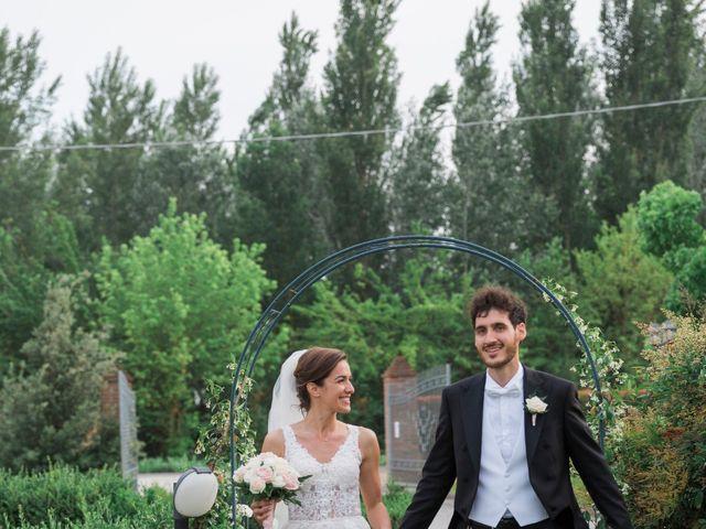 Il matrimonio di Mattia e Elisa a Ferrara, Ferrara 36