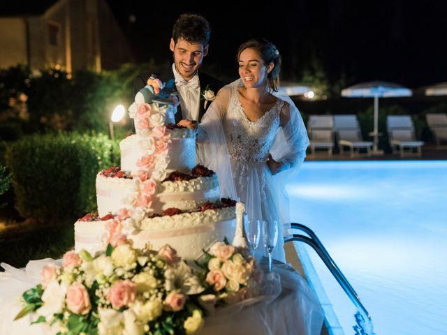 Il matrimonio di Mattia e Elisa a Ferrara, Ferrara 51