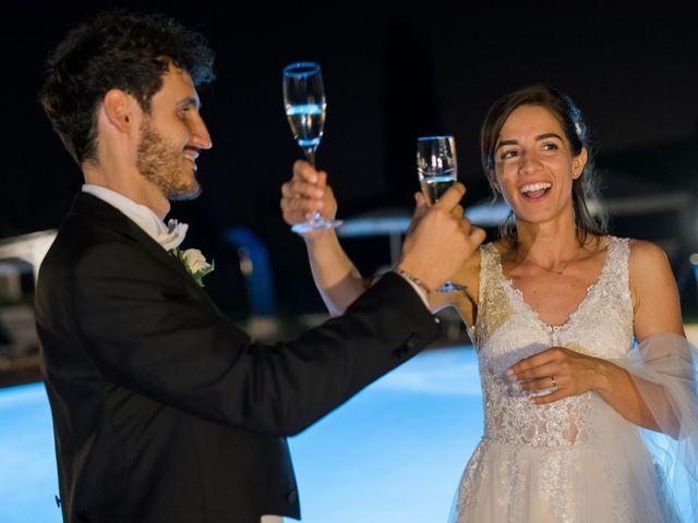 Il matrimonio di Mattia e Elisa a Ferrara, Ferrara 53