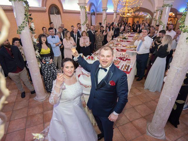 Le nozze di Stefania e Maurizio