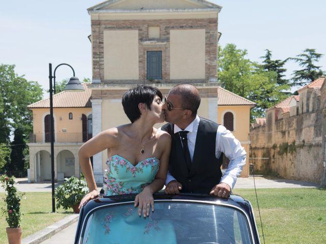 Il matrimonio di Pierluigi e Antonella a Vasto, Chieti 18