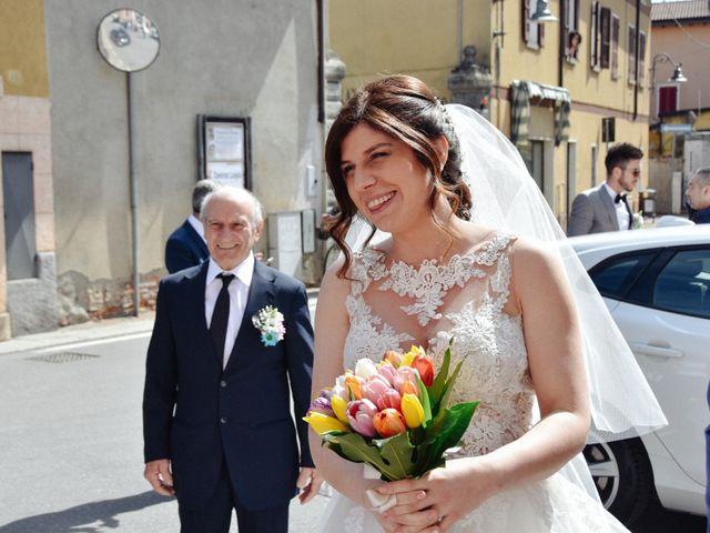 Il matrimonio di Daniele e Elisa a Comezzano-Cizzago, Brescia 2