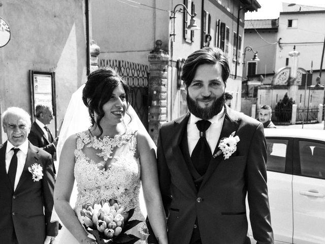 Il matrimonio di Daniele e Elisa a Comezzano-Cizzago, Brescia 4
