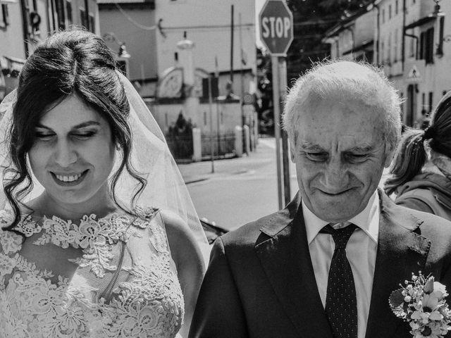 Il matrimonio di Daniele e Elisa a Comezzano-Cizzago, Brescia 7