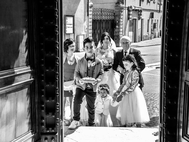 Il matrimonio di Daniele e Elisa a Comezzano-Cizzago, Brescia 8