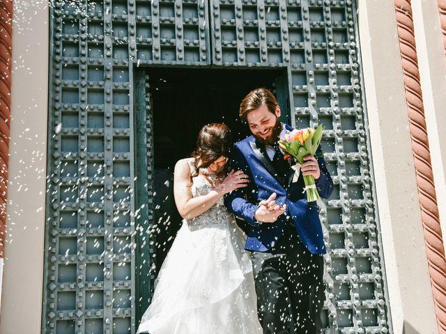 Il matrimonio di Daniele e Elisa a Comezzano-Cizzago, Brescia 9