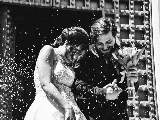 Il matrimonio di Daniele e Elisa a Comezzano-Cizzago, Brescia 10