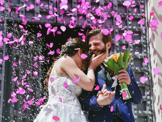 Il matrimonio di Daniele e Elisa a Comezzano-Cizzago, Brescia 11