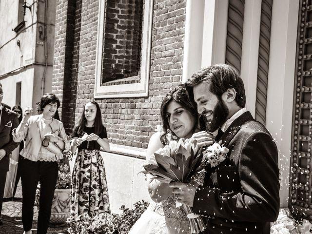Il matrimonio di Daniele e Elisa a Comezzano-Cizzago, Brescia 12