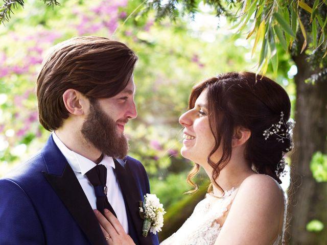 Il matrimonio di Daniele e Elisa a Comezzano-Cizzago, Brescia 14
