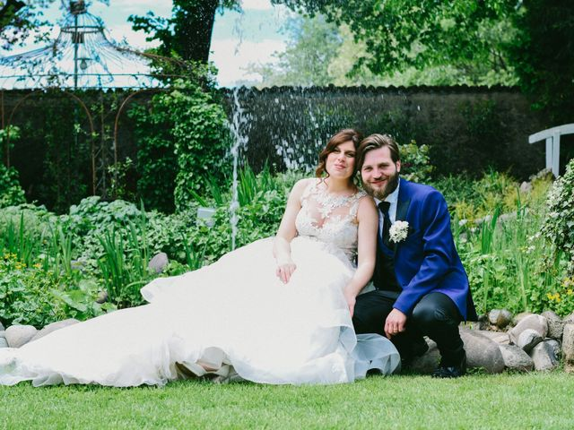 Il matrimonio di Daniele e Elisa a Comezzano-Cizzago, Brescia 16