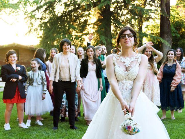 Il matrimonio di Daniele e Elisa a Comezzano-Cizzago, Brescia 29