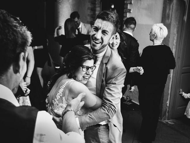 Il matrimonio di Daniele e Elisa a Comezzano-Cizzago, Brescia 35