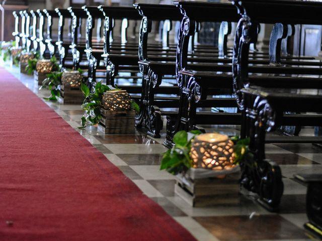 Il matrimonio di Daniele e Elisa a Comezzano-Cizzago, Brescia 40