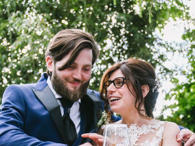 Il matrimonio di Daniele e Elisa a Comezzano-Cizzago, Brescia 47
