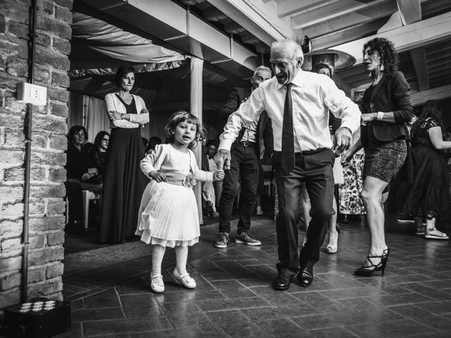 Il matrimonio di Daniele e Elisa a Comezzano-Cizzago, Brescia 51