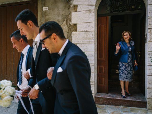 Il matrimonio di Ross e Lucy a Siculiana, Agrigento 5