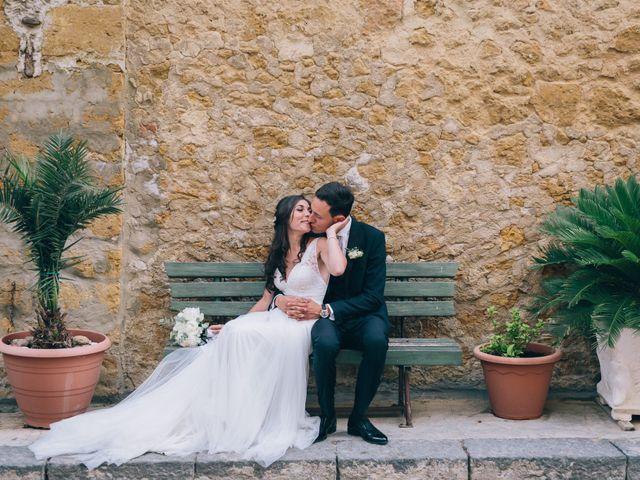 Il matrimonio di Ross e Lucy a Siculiana, Agrigento 11