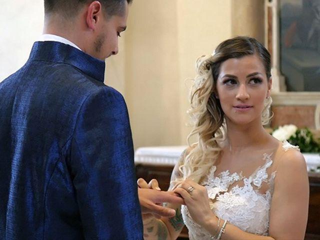 Il matrimonio di Damiano e Chaiana a Povegliano Veronese, Verona 13