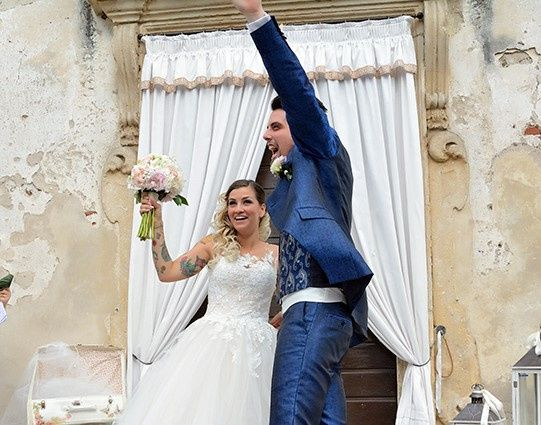 Il matrimonio di Damiano e Chaiana a Povegliano Veronese, Verona 14
