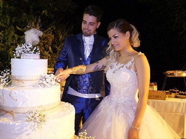 Il matrimonio di Damiano e Chaiana a Povegliano Veronese, Verona 24