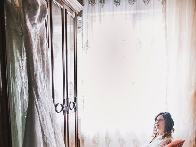 Il matrimonio di Gianluigi e Clara a Favara, Agrigento 15