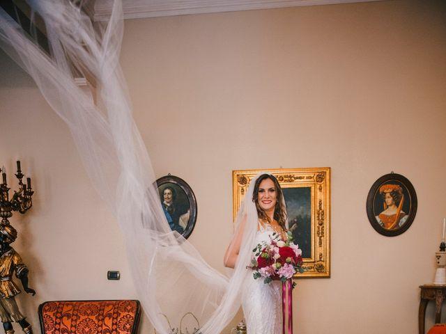 Il matrimonio di Gianluigi e Clara a Favara, Agrigento 20