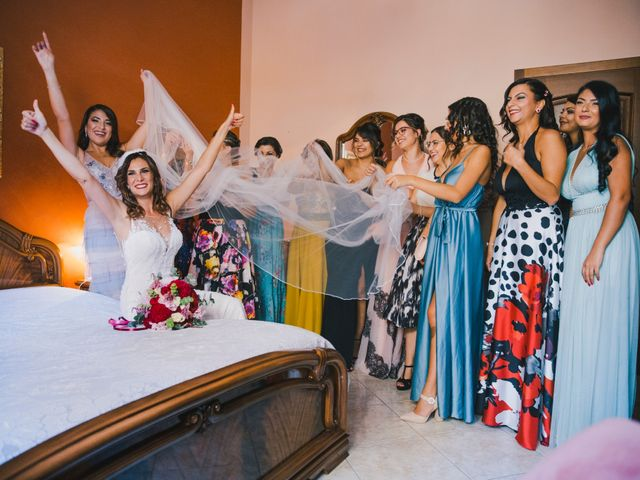 Il matrimonio di Gianluigi e Clara a Favara, Agrigento 24