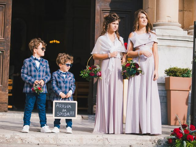 Il matrimonio di Gianluigi e Clara a Favara, Agrigento 32