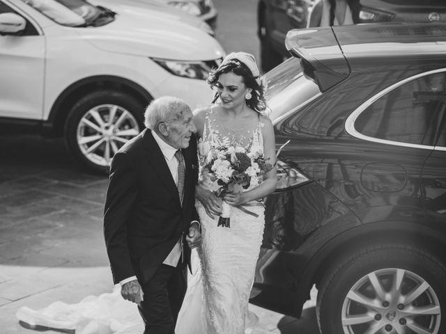Il matrimonio di Gianluigi e Clara a Favara, Agrigento 34