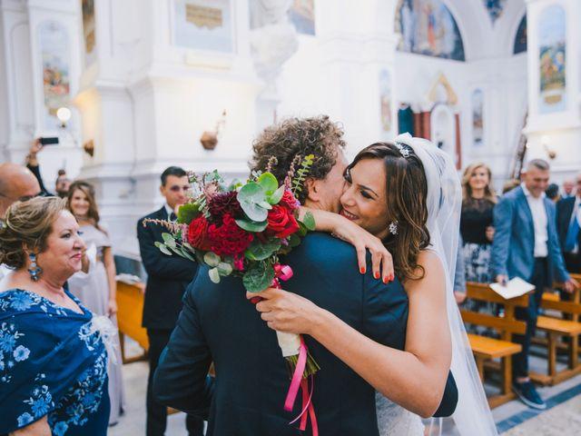 Il matrimonio di Gianluigi e Clara a Favara, Agrigento 35