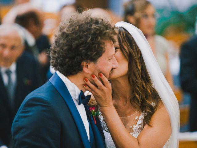 Il matrimonio di Gianluigi e Clara a Favara, Agrigento 36