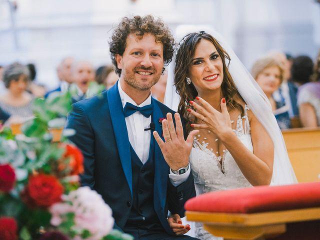 Il matrimonio di Gianluigi e Clara a Favara, Agrigento 37