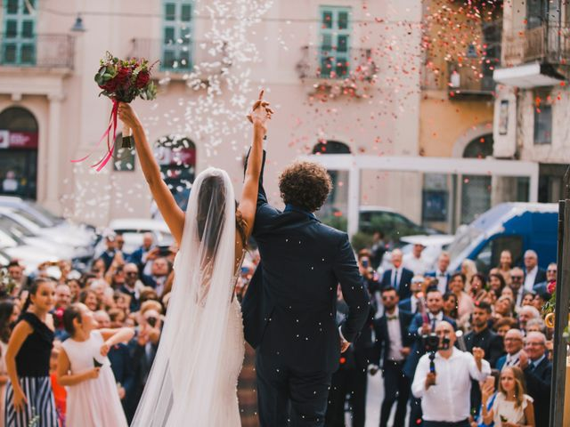 Il matrimonio di Gianluigi e Clara a Favara, Agrigento 39