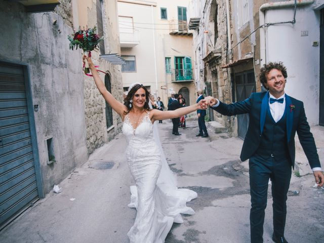 Il matrimonio di Gianluigi e Clara a Favara, Agrigento 40