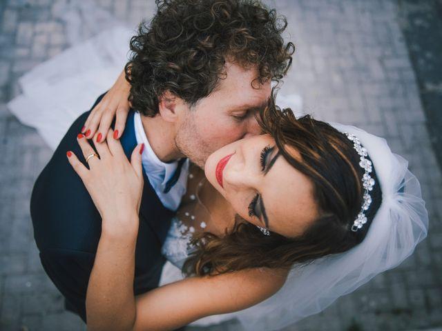 Il matrimonio di Gianluigi e Clara a Favara, Agrigento 41
