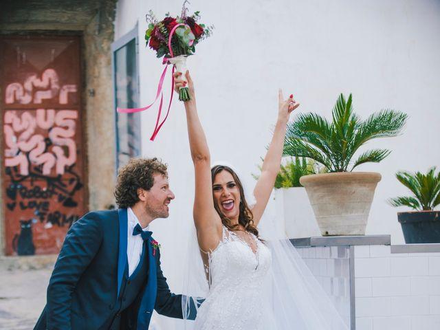 Il matrimonio di Gianluigi e Clara a Favara, Agrigento 43