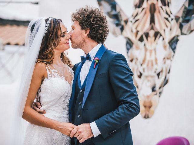 Il matrimonio di Gianluigi e Clara a Favara, Agrigento 44