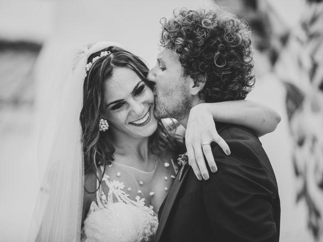 Il matrimonio di Gianluigi e Clara a Favara, Agrigento 45