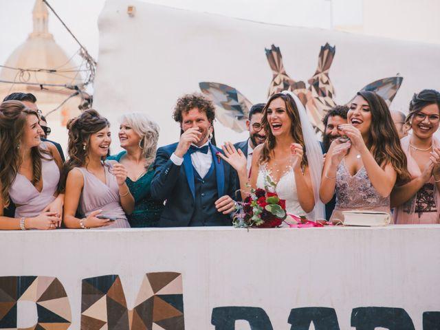 Il matrimonio di Gianluigi e Clara a Favara, Agrigento 52
