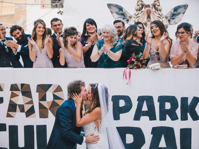 Il matrimonio di Gianluigi e Clara a Favara, Agrigento 53