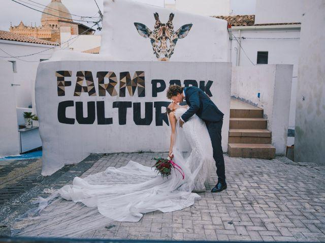 Il matrimonio di Gianluigi e Clara a Favara, Agrigento 55