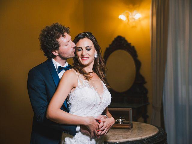 Il matrimonio di Gianluigi e Clara a Favara, Agrigento 57