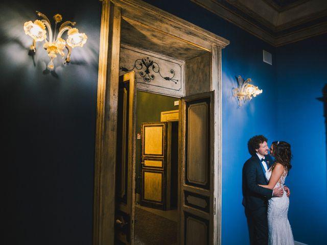 Il matrimonio di Gianluigi e Clara a Favara, Agrigento 60