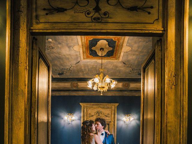 Il matrimonio di Gianluigi e Clara a Favara, Agrigento 62