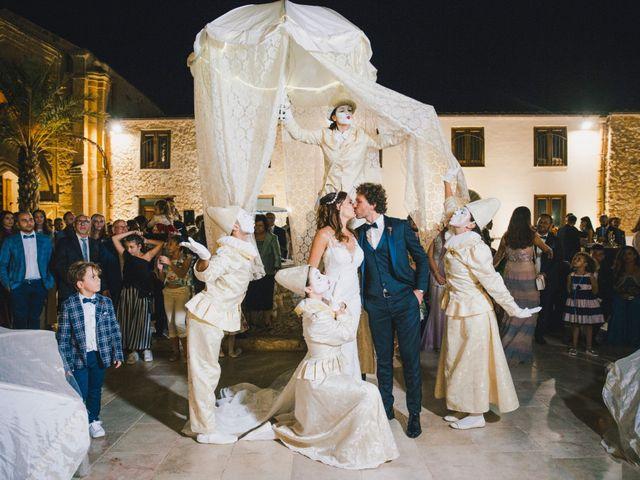 Il matrimonio di Gianluigi e Clara a Favara, Agrigento 63